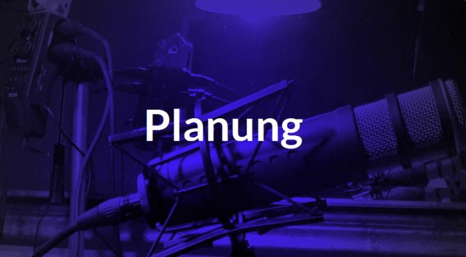 Die nächsten Aufnahmetermine des Exilherthaner Podcasts