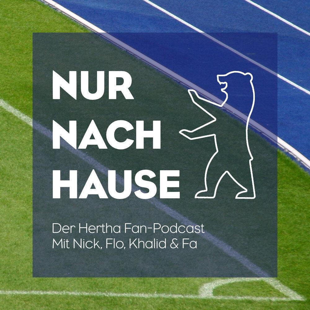 Nur nach Hause Podcast Logo